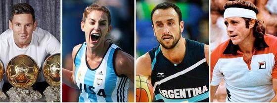 PSICOLOGÍA: ¿Qué tienen los grandes atletas para llegar a ser los mejores?