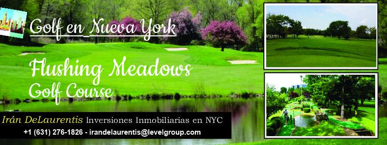 GOLF en Nueva York: Flushing Meadows Golf Center, para mejorar el juego corto y pasarla bien