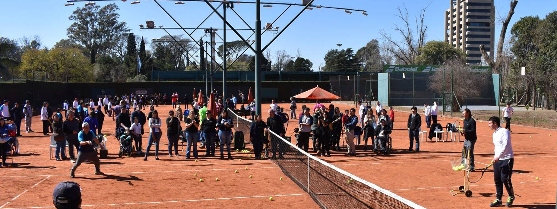 El 28/9 vuelve TENIS PARA TODOS, 2a Jornada de tenis adaptado e inclusivo en el Lawn