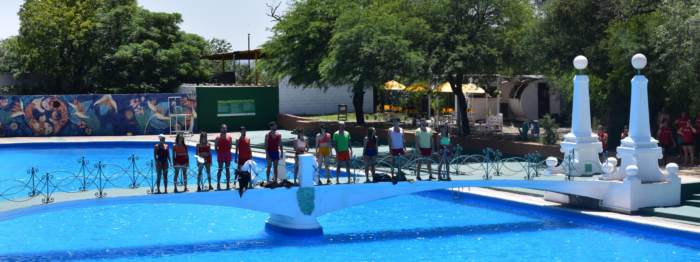 PARQUE SARMIENTO: Se celebraron los 100 años del natatorio más grande de la Ciudad