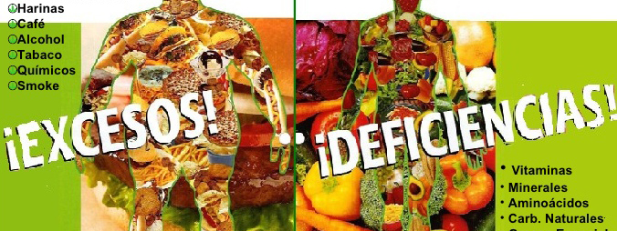 NUTRICIÓN: La alimentación actual