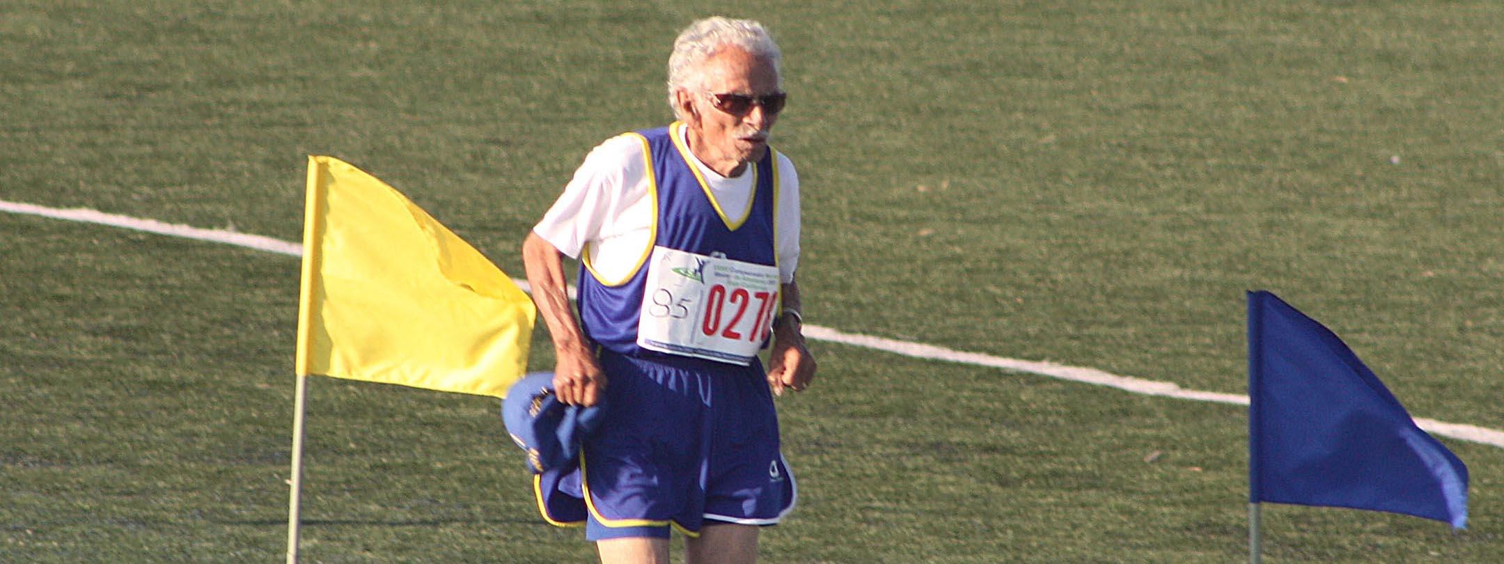 ¿Se puede hacer deporte a partir de los 80 años?