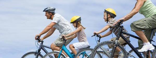 SALUD Y ACTIVIDAD FÍSICA: Bicicleteada Familiar Ciudad de Córdoba