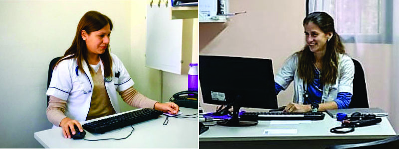 MARCELA PAZ SOSA - JULIETA ALFONSO: El enfoque médico en la rehabilitación a través del deporte. Jornada 26/10, FEF (ex IPEF)