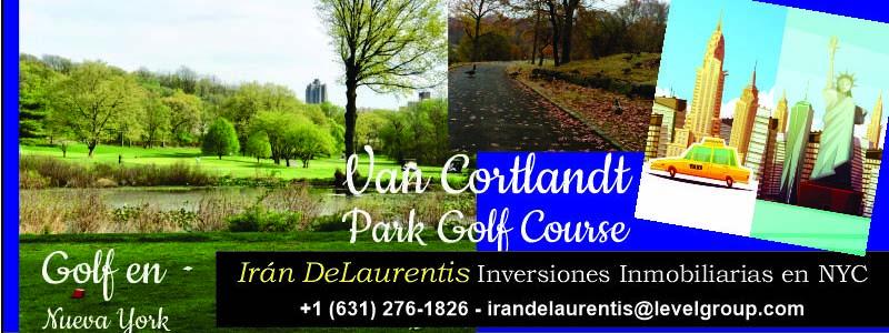 GOLF en Nueva York: El Van Cortlandt Park Golf Course, el campo público más antiguo de Estados Unidos