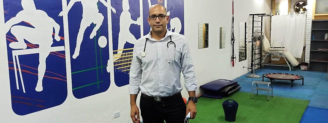 CLUB ACV: El Centro Médico, otro pilar de un servicio integral para los amantes de la actividad física