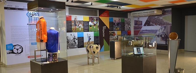 El Museo del Kempes volvió a abrir sus puertas