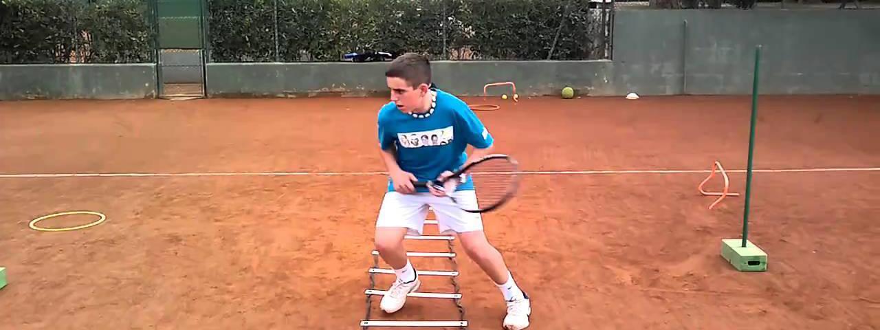 ENTRENAMIENTO: Cómo desarrollar la velocidad en los jugadores de tenis