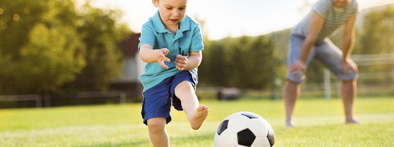 Carta del padre de un hijo que practica deportes