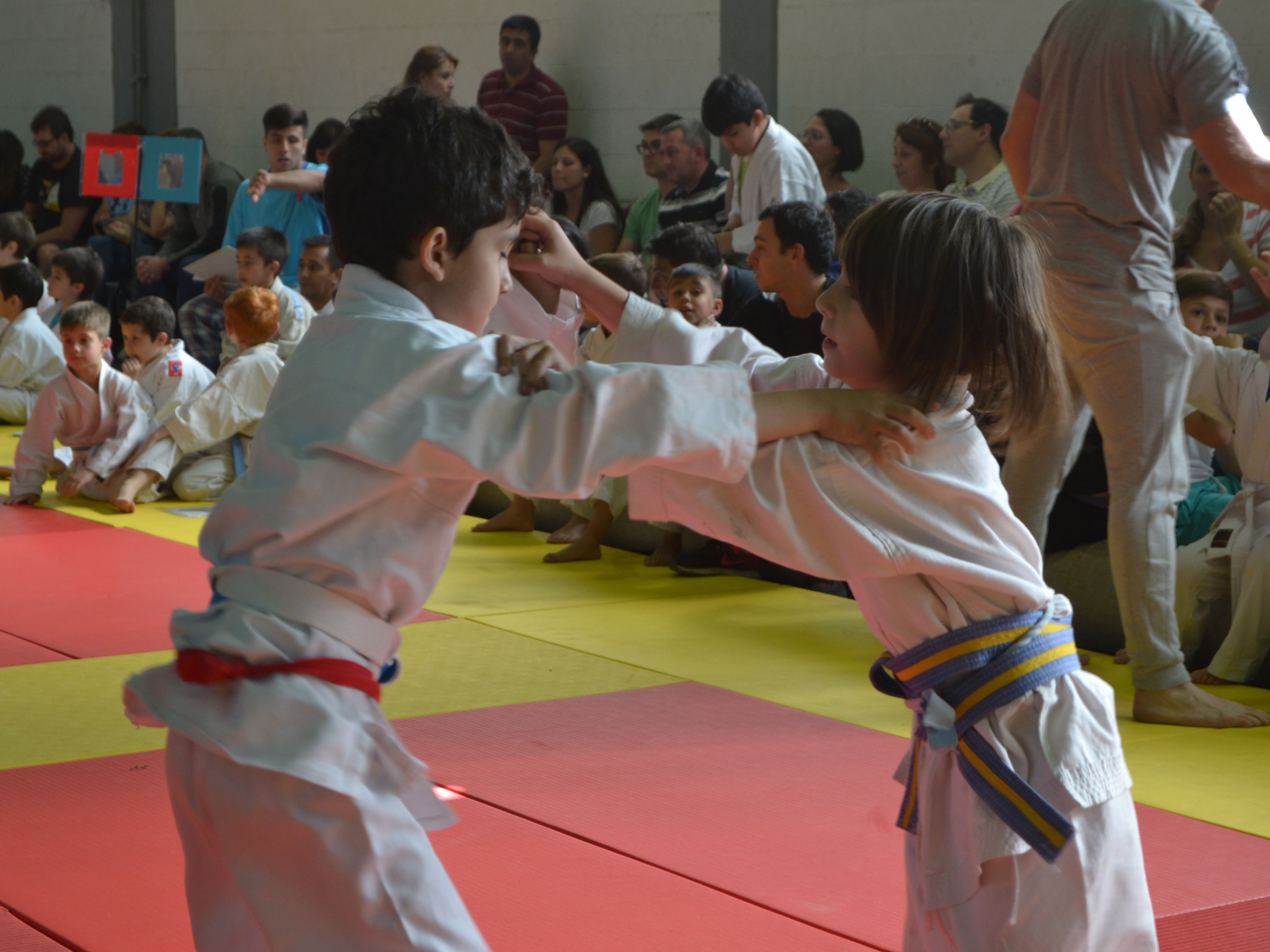 7° Fecha de la Liga de Judo Infantil (LIJI)