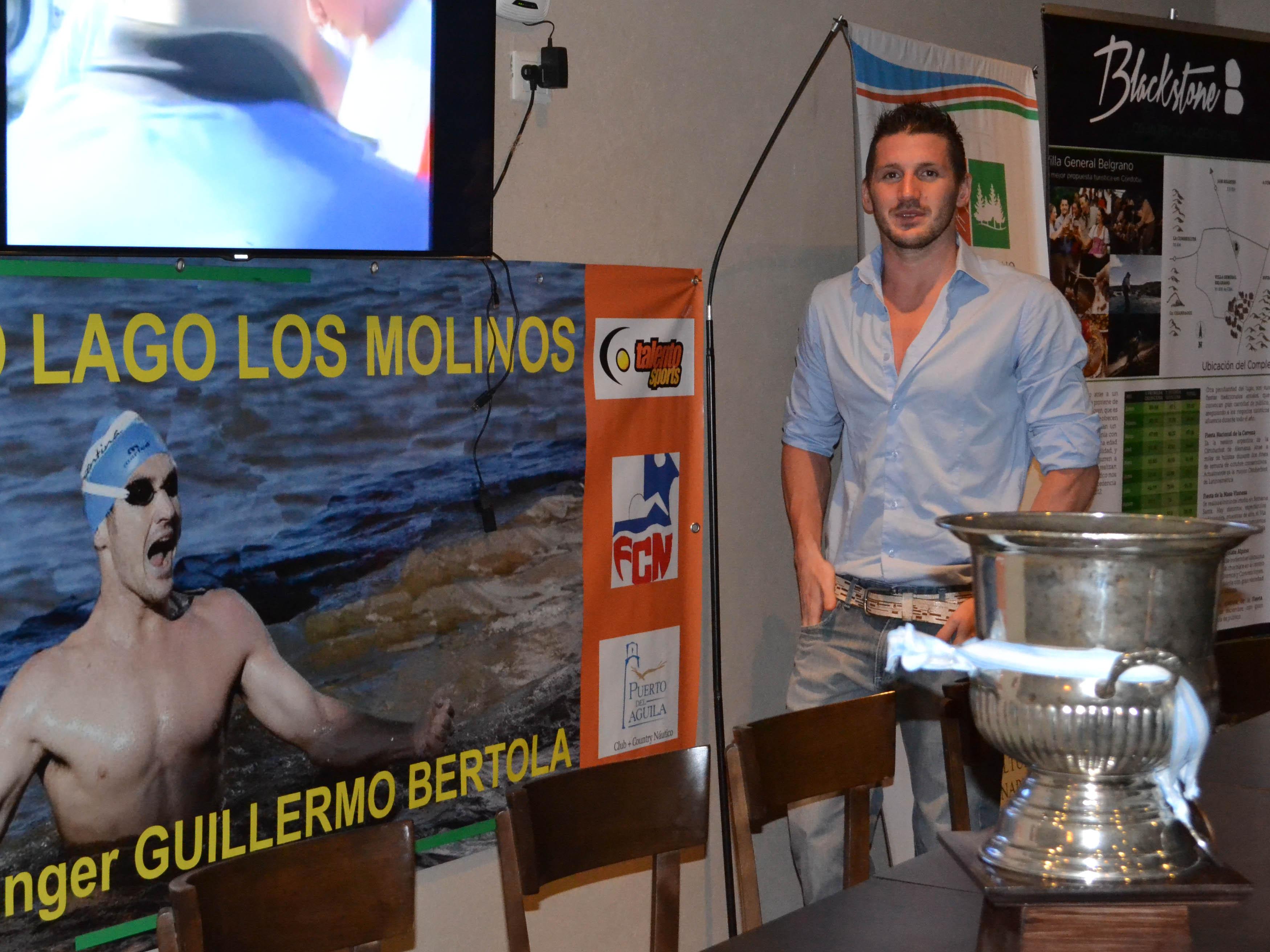 DESAFIO LAGO LOS MOLINOS 2014, Presentación de la carrera