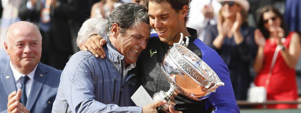 TENIS: La claridad conceptual de Toni Nadal y sus consejos a los entrenadores
