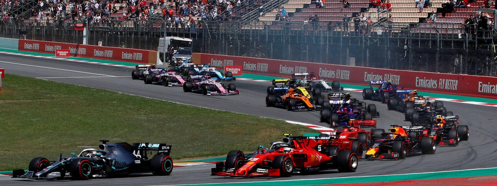 AUTO: La Fórmula Uno arrancará el 15 de marzo en Melbourne