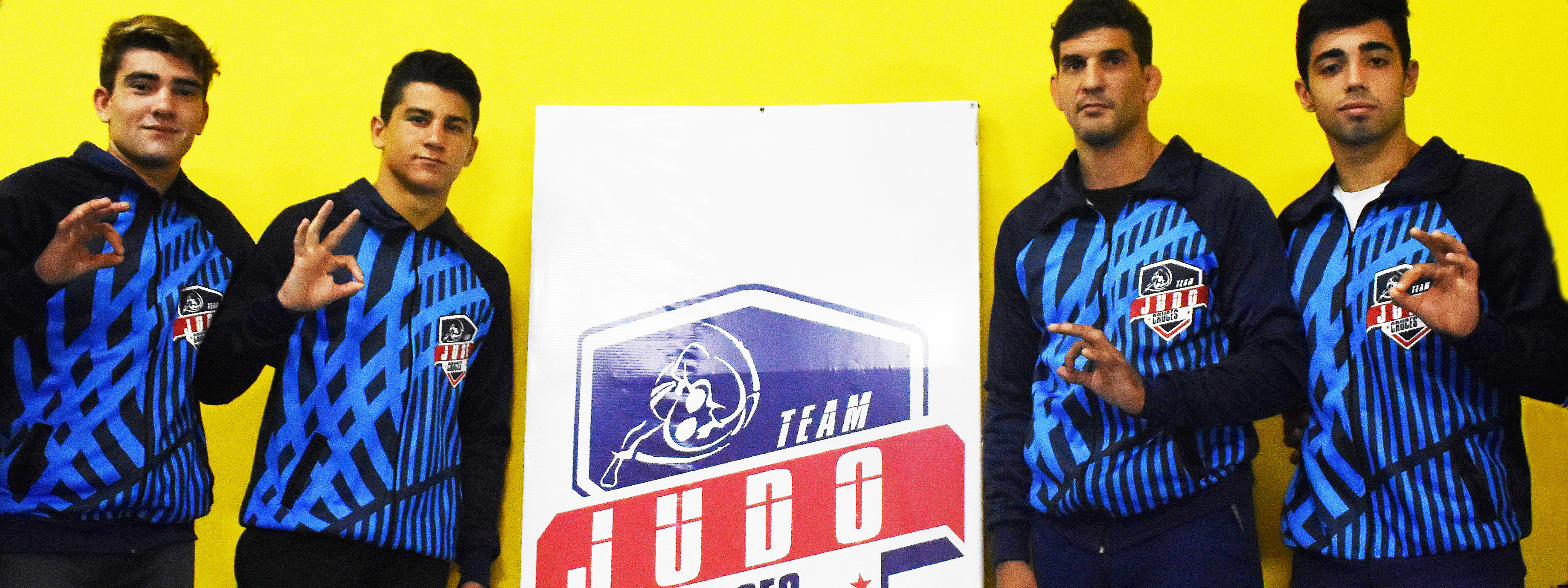 JUDO: Cuatro judocas de Judo Cruces Team, citados para un entrenamiento de la selección argentina