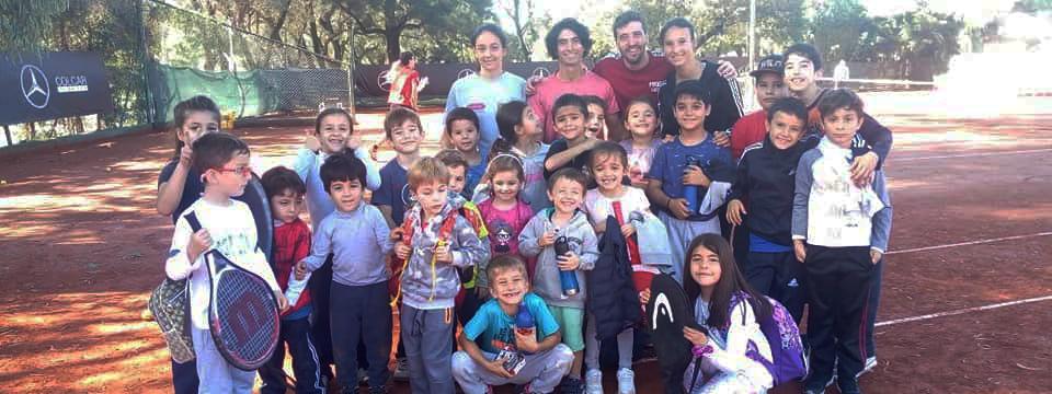 TENIS: Solidaridad, capacitación y más torneos en el Córdoba Lawn Tenis