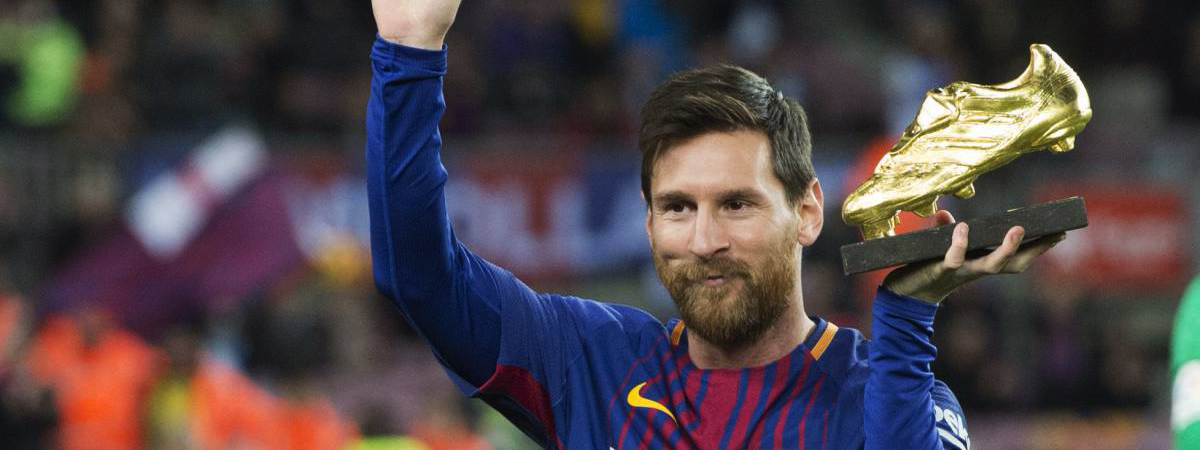 FÚTBOL: Messi, en el grupo de privilegio de los que marcaron 700 goles
