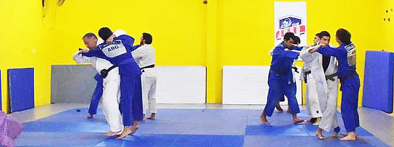 JUDO: El Judo Cruces Team se puso en marcha para la temporada 2020