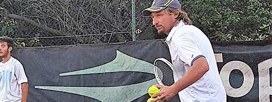 TENIS: Cómo llegar a los Grand Slams Juniors en dos años, la experiencia de Javier Vittar