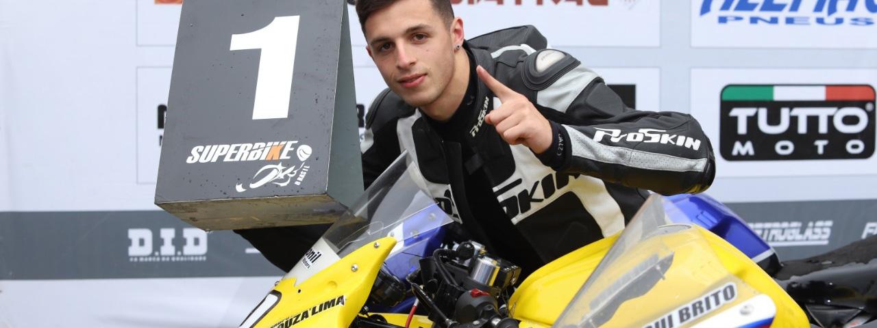 MOTO: Leandro Bagnarelli ajusta su puesta a punto pensando en la temporada 2021