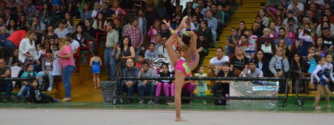 RÍTMICA: Este sábado, gimnasia de Gala en el Polideportivo Carlos Cerutti