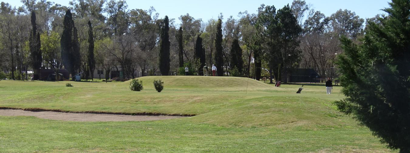 GOLF: El 12º Provincial Interclubes Par 3 hace escala en el Aéreo Club Las Varillas Golf