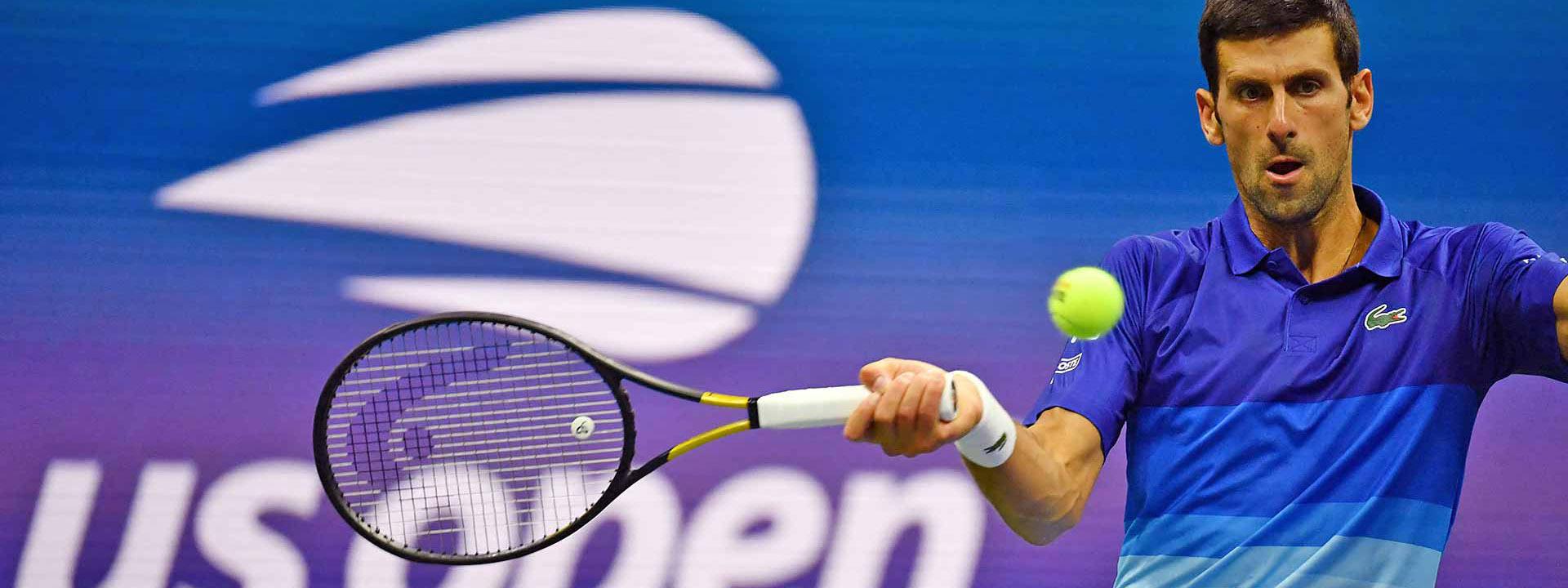 Tenis: Sin argentinos, el US Open entra en la semana de definiciones