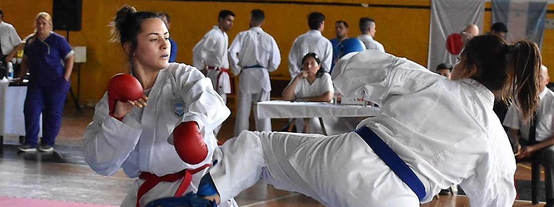 #PremiosPROMESA2019: Valentina Castro, el karate panamericano en La Noche de los Deportistas
