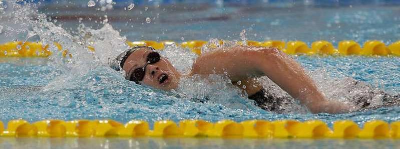 NATACIÓN: Kristel Kobrich, la primera nadadora sudamericana clasificada a Tokio 2020