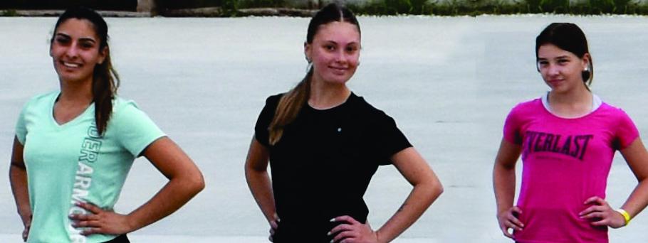PATIN: Las patinadoras del Club Dolphins se superan en el Nacional de Patinaje Artístico