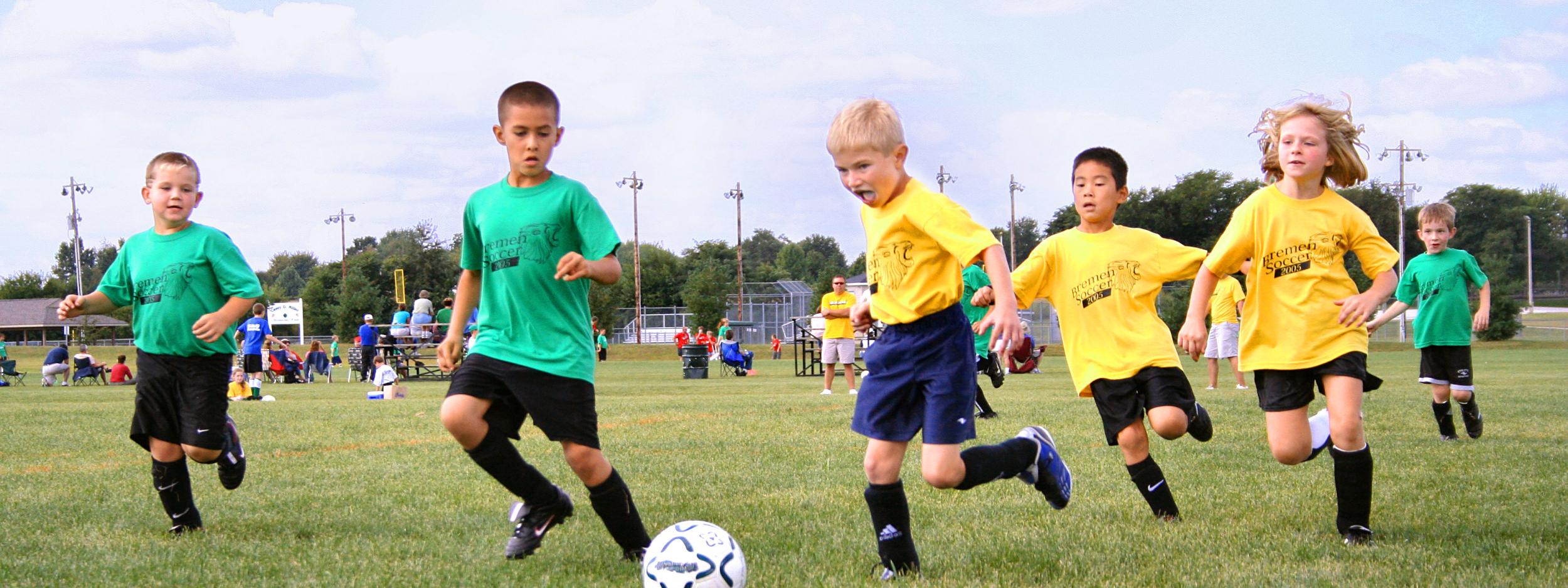 FÚTBOL INFANTIL: Se viene la 15º edición del Encuentro de Escuelitas Open Sports