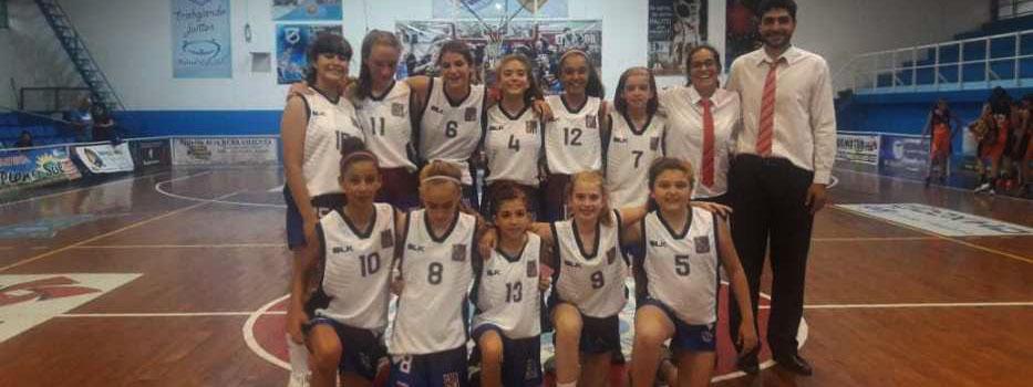BÁSQUETBOL: Hace un año, las chicas del U13 y los varones del U15 de la ACBB festejaba en Río Cuarto