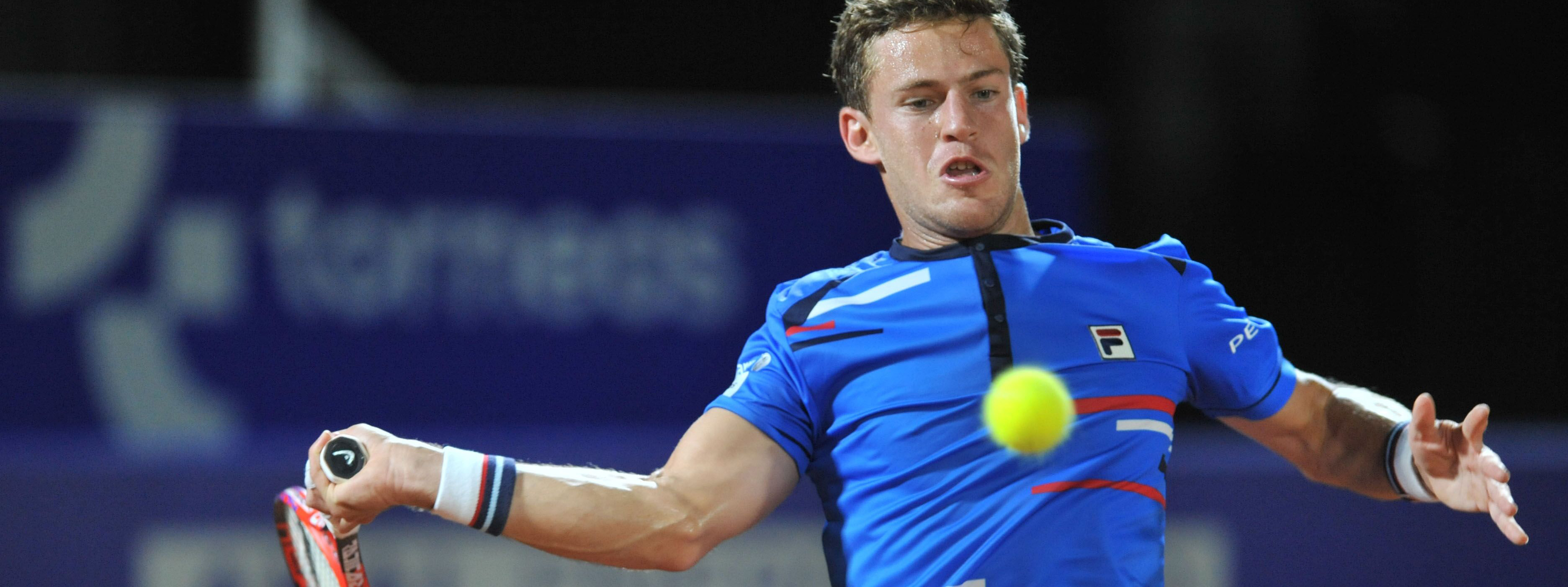 TENIS: Este viernes, Londero y Cachín en un duelo de alto voltaje cordobés en el ATP 250 Córdoba Open