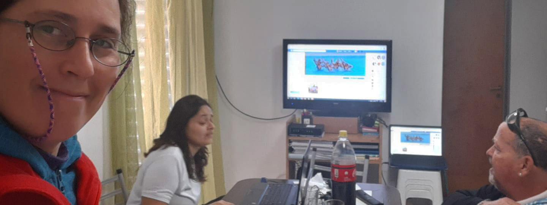 SALTOS ORNAMENTALES: Oro para Agustina Forzani en el I Interclubes Internacional Virtual