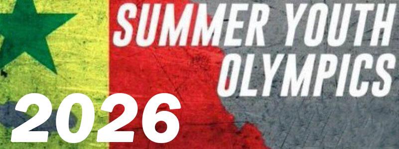DAKAR 2026: El COI postergó cuatro años los próximos Juegos Olímpicos de la Juventud