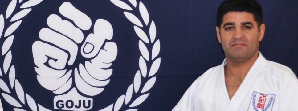 KARATE: El sensei Carlos Marcos Gigena cumple 36 años en el camino del arte marcial