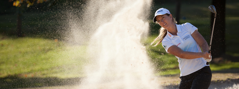 """GOLF: """"Hay que sacar mejores jugadores de esta parte del mundo"""" (Paz Echeverría, pieza clave en el desarrollo del golf chileno)"""