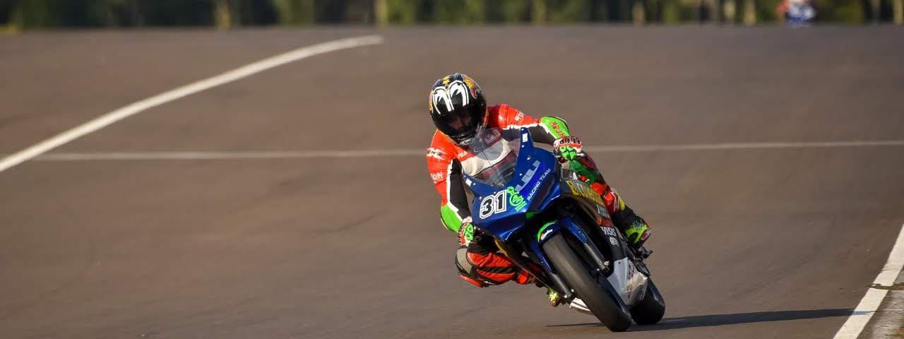 MOTOS: Bagnarelli cumplió otro entrenamiento y ajusta detalles para su regreso a las pistas