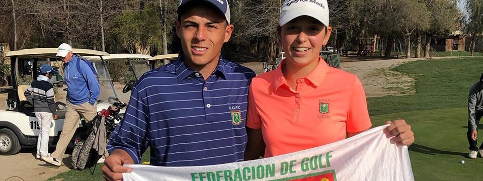 GOLF: La FGPC ya tiene sus Menores y Juveniles campeones