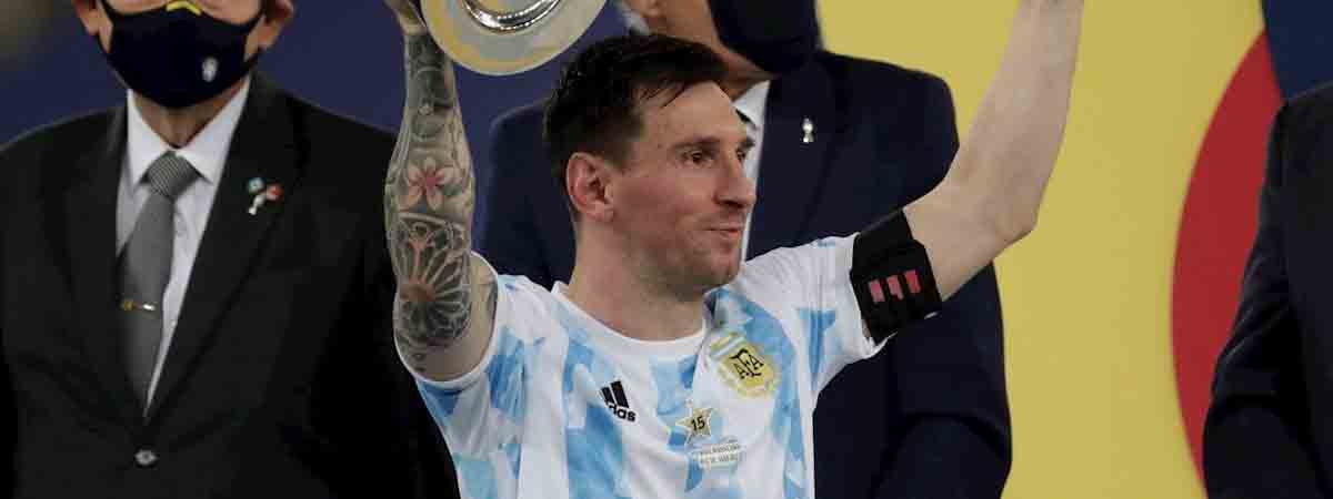 COPA AMÉRICA: Casi todos los premios individuales quedaron para Argentina
