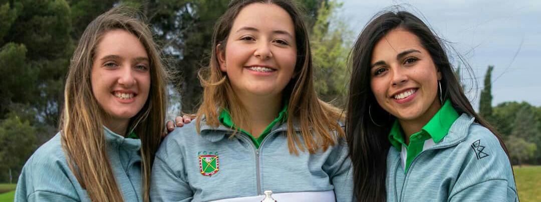 GOLF: Antonella Periotti y Luciana Ossola, abonadas al top-10 de la FGPC en el último quinquenio