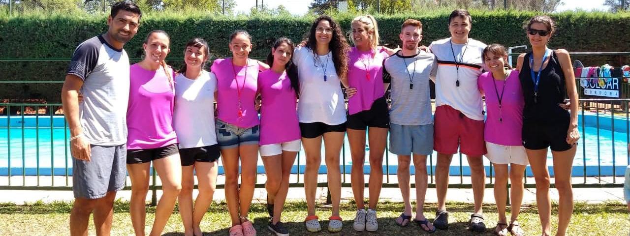 TENIS: Con pileta, tenis y juegos, el Córdoba Lawn se mantiene a full en el verano