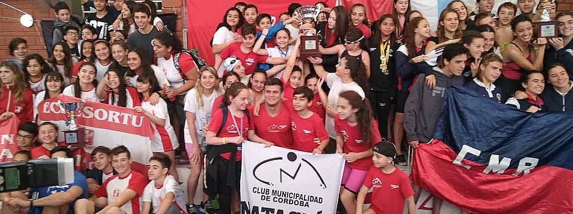 #NATACIÓN: Los chicos del Club Municipalidad son campeones de Promocionales