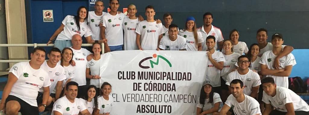 NATACIÓN: Las voces del Club Municipalidad, campeón de punta a punta en el Argentino de mayores