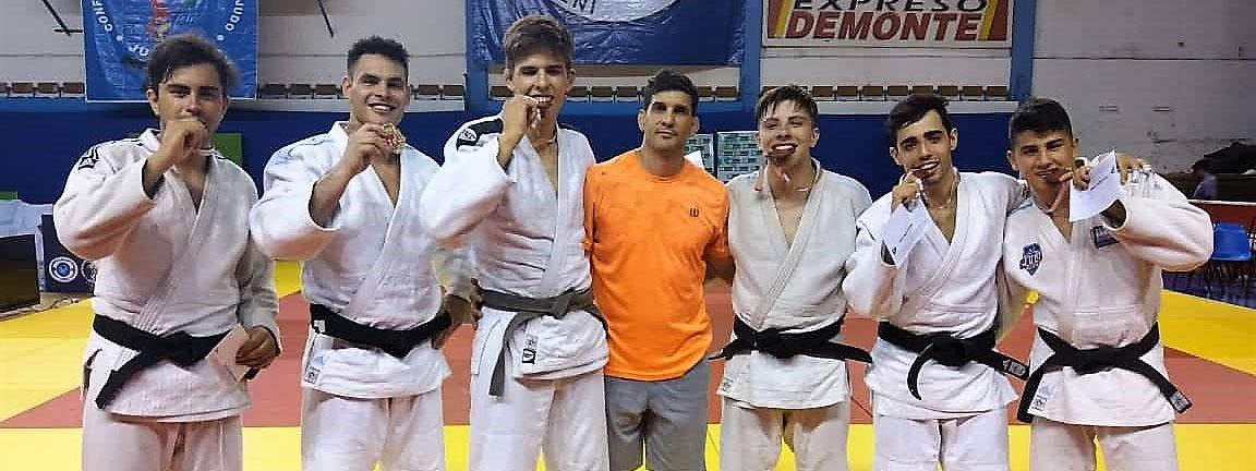 JUDO CÓRDOBA: Hace un año, el Judo Cruces Team hacía pleno en el Nacional de Corrientes