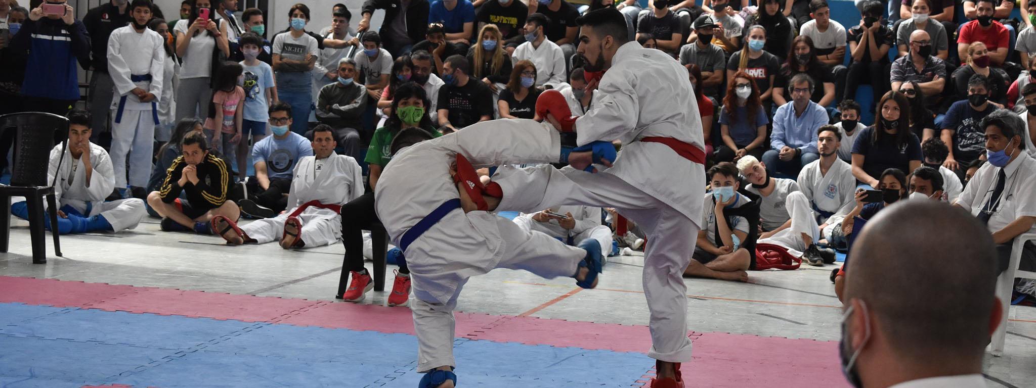 KARATE: La Goju Ryu Seigokan vuelve a la acción con un Campeonato Provincial de la Escuela