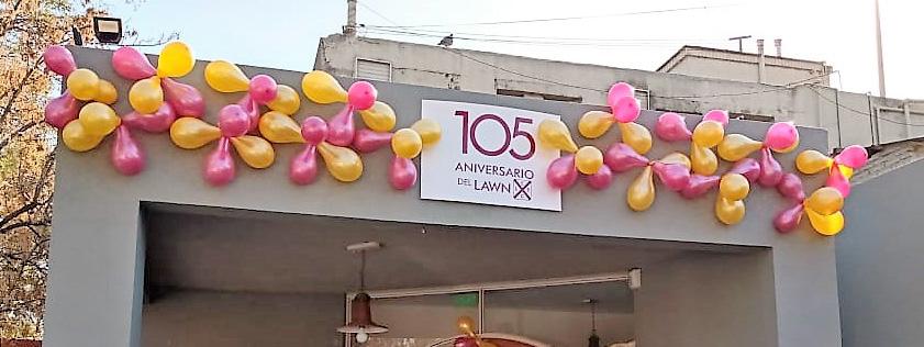 105° ANIVERSARIO: Córdoba Lawn Tenis Club, más de un siglo aportando al deporte argentino