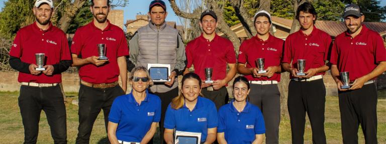 GOLF: Cuenta regresiva para el 23° Campeonato Provincial Interclubes en Las Delicias y Lomas