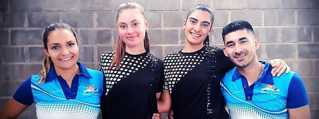 #PATÍN: Las chicas del Club Dolphins crecen rápido y piden pista para el 2020