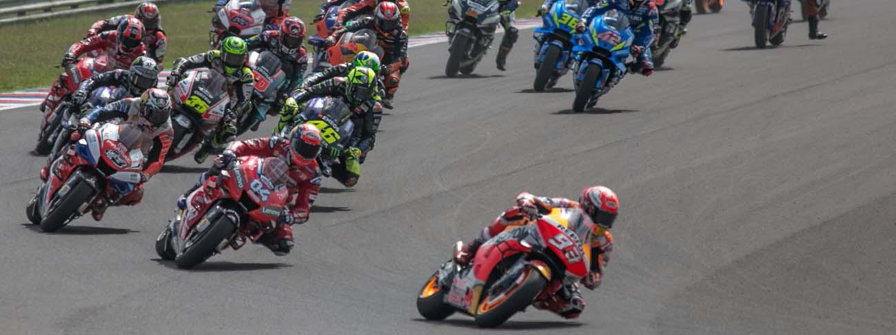 MOTOGP: El Gran Premio de la República Argentina, reprogramado para noviembre