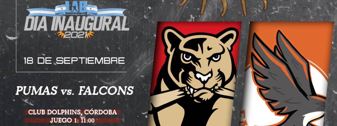 BÉISBOL: Con el duelo Falcons-Pumas y Águilas-Infernales, arranca la LAB 2021